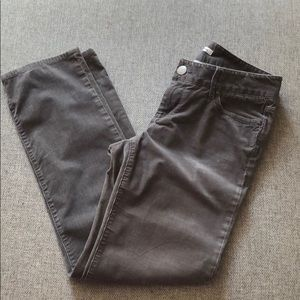 Banana Republic size 4P gray courdory.